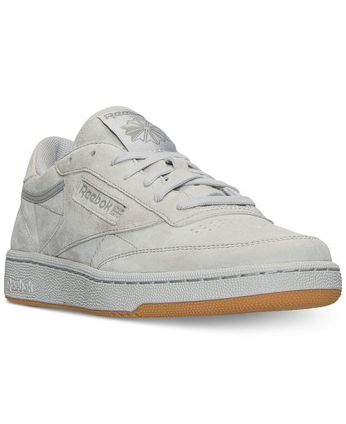 be3ff5c22e7 Reebok Men s Club C 85 Casual Sneakers from Finish Line ...