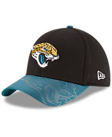 New Era Jacksonville Jaguars Sideline 39THIRTY Cap