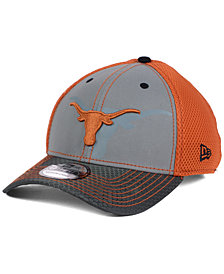 New Era Texas Longhorns Flashed Front Neo 39THIRTY Cap