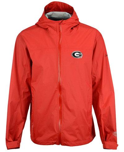 Columbia Men's Georgia Bulldogs EvaPouration Jacket