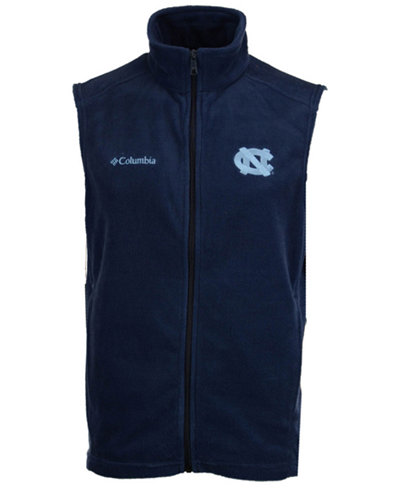 Columbia Men's North Carolina Tar Heels Flanker Vest