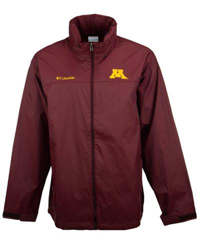 Columbia Men's Minnesota Golden Gophers Glennaker Lake Jacket