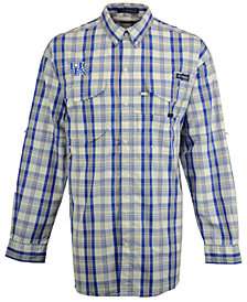 Columbia Men's Kentucky Wildcats Super Bonehead Long Sleeve Shirt