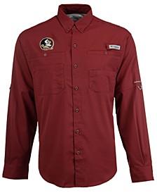 Men's Florida State Seminoles Tamiami Long Sleeve Button Down Shirt