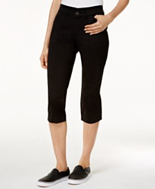 Lee Platinum Womens Capris - Macy's