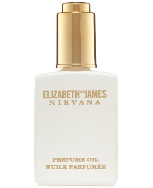 Elizabeth And James  ELIZABETH AND JAMES NIRVANA WHITE PURE PERFUME OIL, 0.47 OZ