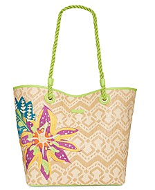 Beach Bag Handbags - Macy's