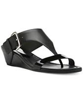 c37fc800fd0e Donald Pliner Doli Wedge Sandals