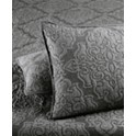 Martha Stewart Collection Gilded Age Cotton Quilted Standard Sham
