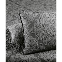 Martha Stewart Collection Gilded Age Cotton Quilted Standard Sham