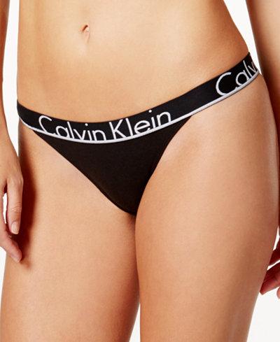 Calvin Klein ID Cotton Tanga QF1760