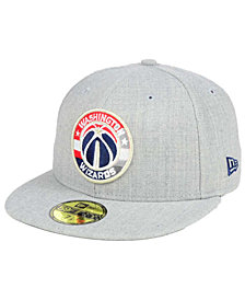 New Era Washington Wizards All Heather 59FIFTY Cap