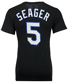 Majestic Men's Corey Seager Los Angeles Dodgers Official Player T-Shirt