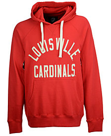 G-III Sports Men's Louisville Cardinals Motion Pull Over Hooded Sweatshirt