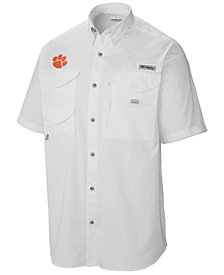 Columbia Men's Clemson Tigers Tamiami Shirt