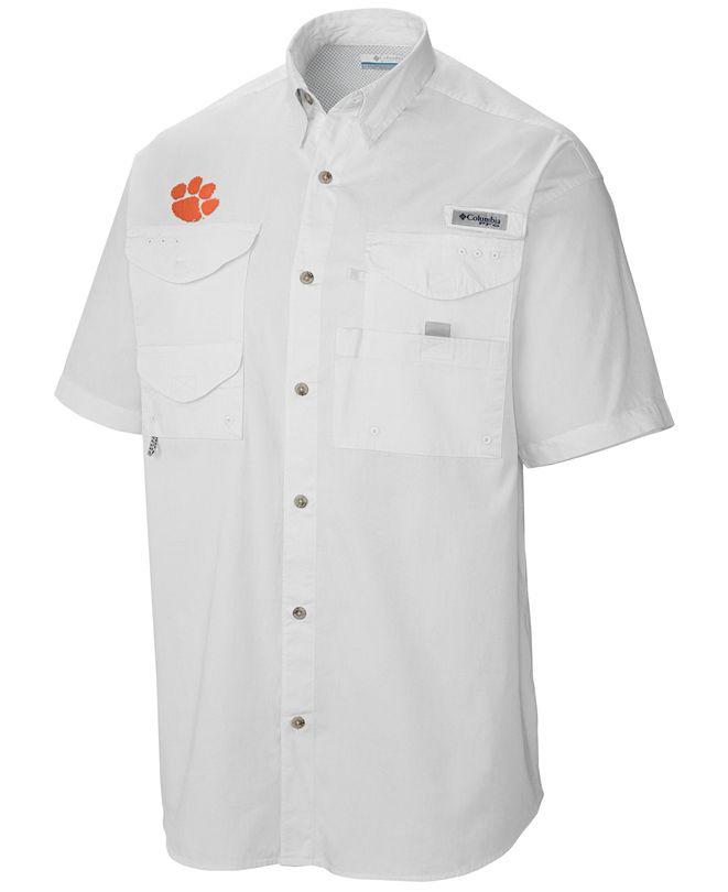 Columbia Men's Clemson Tigers Tamiami Shirt