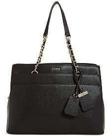 Guess Katiana Chain Strap Friend Shoulder Bag Created For Macy S