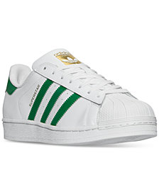 adidas Men's Superstar adicolor Casual Sneakers from Finish Line