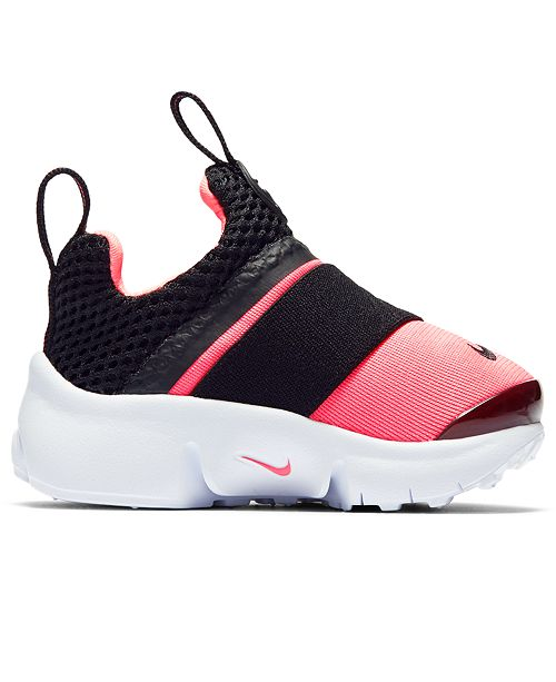 e2f4cc4f7cc9 Nike Toddler Girls  Presto Extreme Running Sneakers from Finish Line ...
