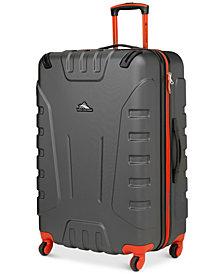 "High Sierra Braddock 28"" Hardside Spinner Suitcase, Created for Macy's"