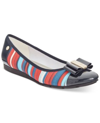 Image of Anne Klein Sport Aricia Flats, Only at Macy's