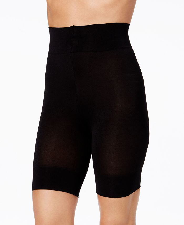 DKNY - Women's Mid-Thigh Compression Boy Shorts