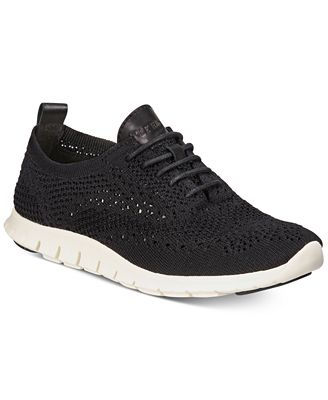 Cole Haan Zer 248 Grand Stitchlite Wingtip Oxford Sneakers