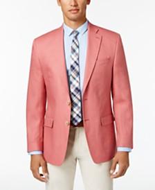Lauren Ralph Lauren Men's Classic-Fit Ultraflex Stretch Solid Linen Suit Separates