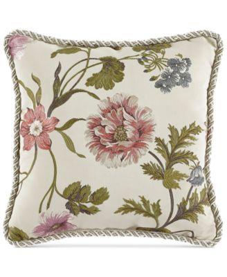 """Daphne 18"""" Square Decorative  Pillow"""