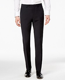 Men's Skinny Fit Stretch Wrinkle-Resistant Suit Pants, Created for Macy's