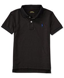 Ralph Lauren Stretch Jersey Polo Shirt, Toddler Boys