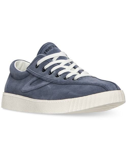 77789323aae7 Tretorn Men s Nylite 11 Plus Casual Sneakers from Finish Line ...