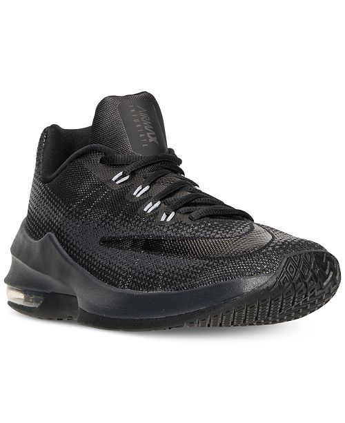9c3b36fafb ... low price nike. mens air max infuriate low basketball sneakers from  finish line. 6