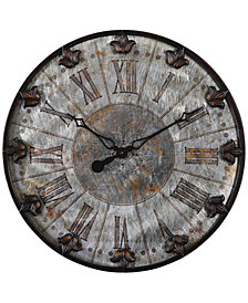 Uttermost Artemis Wall Clock