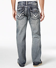 I.N.C. Men's Relaxed fit Jeans, Created for Macy's