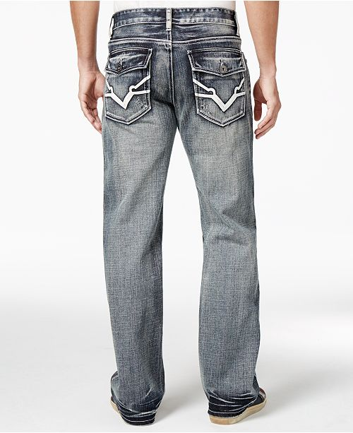 3be25a35773 I.N.C. Men's Relaxed fit Jeans, Created for Macy's