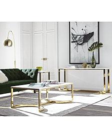 Allura Table Furniture Collection