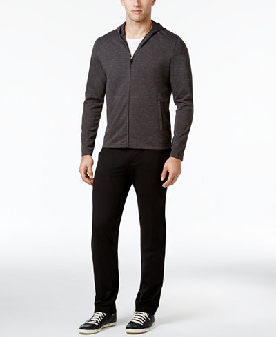 Alfani Knit Essentials Hoodie and Pants, Created for Macy's