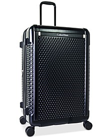 """CLOSEOUT! Driver 28"""" Expandable Hardside Spinner Suitcase, Created for Macy's"""