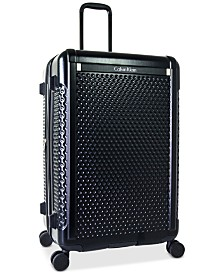 """Calvin Klein Driver 28"""" Expandable Hardside Spinner Suitcase"""