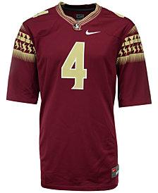 Nike Men's Florida State Seminoles Replica Football Game Jersey