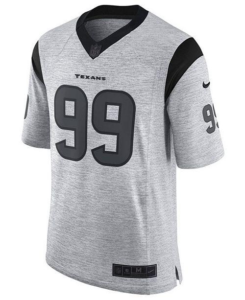 size 40 ba01c 2c1d5 Nike Men's J.J. Watt Houston Texans Gridiron 2 Jersey ...