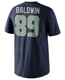 Nike Doug Baldwin Seattle Seahawks Pride Name and Number T-Shirt, Big Boys (8-20)