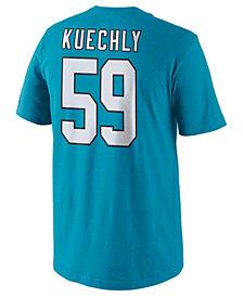 Nike Luke Kuechly Carolina Panthers Pride Name and Number T-Shirt, Big Boys