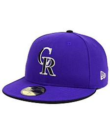 New Era Colorado Rockies Authentic Collection 59FIFTY Cap