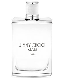 Jimmy Choo Man Ice Eau de Toilette Spray, 3.3 oz