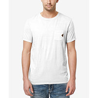 Buffalo David Bitton Men's Cotton Taluk T-Shirt (White)