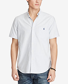 Polo Ralph Lauren Men's Striped Oxford Shirt