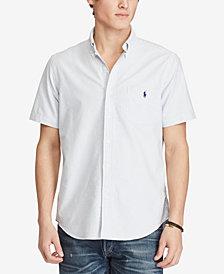 Polo Ralph Lauren Men's Striped Oxford Shirt