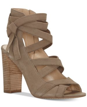 Vince Camuto Sammson Cross-Strap Sandals Women